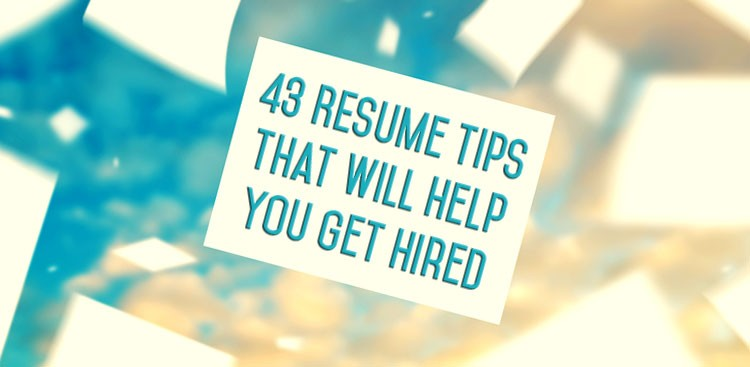 Everything You Need To Know About Resume Writing | Essence ...