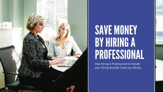 hire a professional