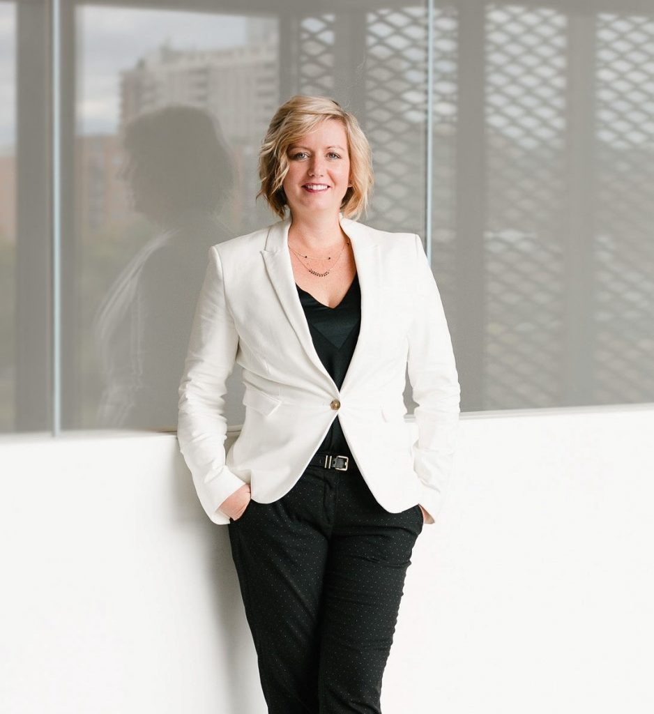 Tracy CEO