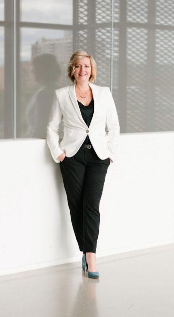 Tracy Arno CEO